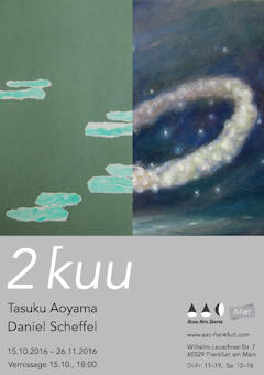 Poster for Exhibition 2 kuu